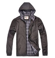 autumn jacket manufacturers - Fall Keyconcept Men s jackets autumn new solid color hooded manufacturers trade brand Men s Jacket