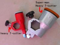 Wholesale 70cm Length super man cm Length heavy T Type Aluminum Alloy Glass Cutter Tool FR