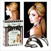 Wholesale NEW In Hair Clip Big Happie Hair Bumpits Hollywood Hair Accessories