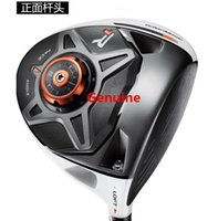 Wholesale new Real golf clubs the best quality of golf driver TM R1 driver adjust to degree with RIP phenom g Provide the invoice