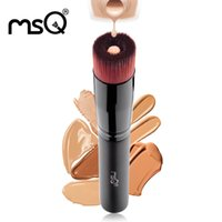 Wholesale akeup Tools Accessories Makeup Brushes Tools MSQ Multifunction Liquid Foundation Brush Pro Powder Makeup Brushes Set Kabuki Brush Premium