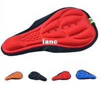bicycle saddle cover - High Quality Bicycle Saddle Bicycle Parts Cycling Seat Mat Comfortable Cushion Soft Pad Bicycle Seat Cover