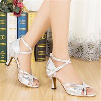 ballroom dance photo - Ms Photo Color professional dance shoes to adapt to modern dance ballroom dancing Latin dance high heel cm cm cm clz0287