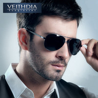 Wholesale 2015 New Aviator Fashion Polarized Sunglasses Fashion Sports Sunglasses Male Driving Mirror Eyewear For Men women