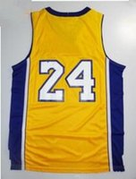 Wholesale Top quality kb Men s Basketball Jerseys Basketball Jerseys Sportswear Jersesys With Stitched Name and Number