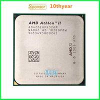 amd triple core - X3 E X3 original desktop CPU AMD Athlon II X3 E G M AM3 pin Dual Core