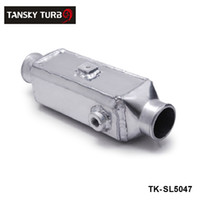 Wholesale Tansky High Quality Universal Light Weight Aluminum Bar and Plate Turbo Front Mount Water to Air Intercooler TK SL5047