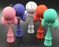 age paint - Manufacturers Kendama Skills Ball Professional Game Top Quality Full Crack Paint Beech Kendama Ball For All Ages Intelligence Toys