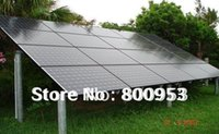 Wholesale 5 X w off grid solar system Grade A Brand New including w mono solar panel A controller w inverter