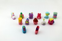 Wholesale Newest Styles Mixed cm Trash figures toys Garbage Monster Eco Friendly Rubber Plastic Educational doll toys