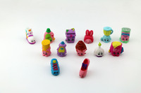 Wholesale Newest Styles Mixed cm Trash Pack figures toys Garbage Monster Eco Friendly Rubber Plastic Educational doll toys