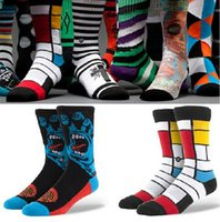 women socks - 2014 New Fashion Man Women Socks Skateboard Socks Stance Style Sport Thickening Top Quality US Branded Style Socks with Embroidered LOGO