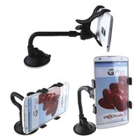 Wholesale Universal Degree Rotation Car Suction Cup Holder For iPhone Samsung