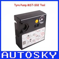 best price pumps - High Qaulity Best Price Car Tyre Pump MST S02 Time Limit promotion year warranty