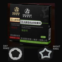 male sex aids - Male Foreskin Restoration Correction Device Men Penis Glans Silicone Complex Ring Wrapper Resistance set Phimosis Aid Sex Toy
