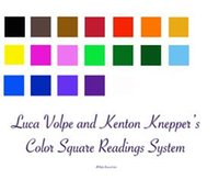Wholesale Luca Volpe Kenton Knepper Color Square Readings System Ebooks Magic Tricks Send By Email No Gimmick