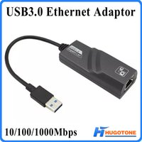 Wholesale USB to Gigabit Lan RJ45 Ethernet LAN Network Adapter Mbps for Mac Win PC