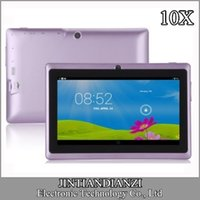 epad tablet pc - 10X quot inch Capacitive Allwinner A33 Quad Core Android dual camera Tablet PC GB MB WiFi EPAD Youtube Facebook A PB