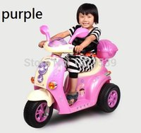 ride on toys - New Euro Style Scooter Power Wheels for kids to ride on with battery Baby toys birthday christmas gifts present motorcycle