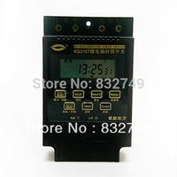auto program timer - 220VAC A Micro Computer Auto Ringer Digital Bell Program Bell Controller School Bell Programmable TIMER SWITCH F order lt no track