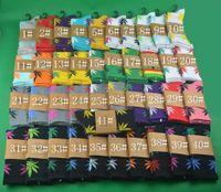 Cheap hot HUF cotton socks warm winter socks for men and women fashion sport socks stockings maple leaf Symmetry boutique socks 120piece=60pair