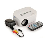 Wholesale 2016 Newest Original UNIC UC30 Projector Mini Pico Portable Proyector D Projector HDMI Home Theater BeamerTV Home Theatre Movie Support l