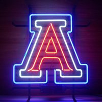 arizona store - 17 quot x14 quot New Arizona Wildcats Real Glass Neon Light Signs for Home Store Beer Bar Pub Restaurant Billiards Shops Display Signboards