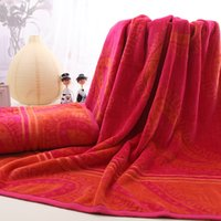 christmas towels - cotton christmas towels bath towels for adults soft longer thicker beach towel cm g