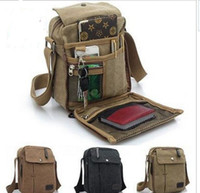 american singles - New Men Messenger Bag Casual Multifunction Men Travel Bags Man outdoor Canvas Shoulder Handbags top quality RM017