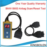 Wholesale BMW auto Airbag Scan Reset Tool SRS B800 BMW car Airbag Scan Reset Tool B