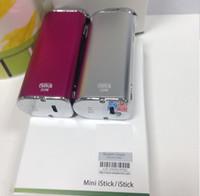 vape mod - istick w vape mod mAh istick w box mod battery vaporizers starter kit for melo VS Istick w Istick W