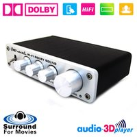 Wholesale Dolby Surround Sound Processor USB Decoding DAC Independent Amp Support ASIO Before USB Sound Card