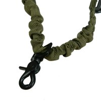 Wholesale Tactical Rifle Gun One Single Point Bungee Sling System Army green Adjustable OT0112
