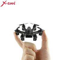 Wholesale MJX X901 Nano Hexacopter Drone Super Mini RC Quadcopter G Transmitter Remote Control Toys Axis RTF