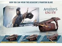 Wholesale Hot Emission Assassin s Creed unity phantom sword crossbow Assassin s Creed hidden blade Pirate hidden blade Edward KENWAY