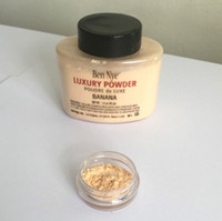 Wholesale XMAS Sale BN new natural face loose powder waterproof nutritious banana brighten luxury powder g