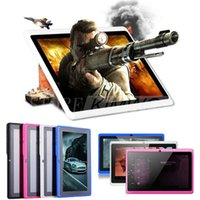 android tablet rom - 7 quot Allwinner A33 Quad Core Q88 Tablet PC Android GHz GB RAM GB ROM Bluetooth Wifi Colors