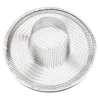 Wholesale Stainless Kitchen Bath Basin Sink Strainer Food Mesh Trap Hole Filter Sieve Brand New