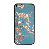 autumn cherry tree - Artsy Autumn Fall Cherry Blossom Tree Design for iPhone Plus s s c Case Cover