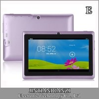 Android 4.4 epad tablet pc - 100X NEW quot inch Capacitive Allwinner A33 Quad Core Android dual camera Tablet PC GB MB WiFi EPAD Youtube Facebook A PB
