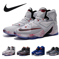 clear shoe box - NIKE Lebron XIII Shoes Basketball Shoes SP ID Styles Shoes With Original Box