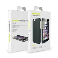 abs receiver - Wireless Charging PC ABS Case QI Wireless Charger Receiver For iPhone plus G