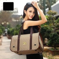 Wholesale Pet Carrier High Quality Leather dog outdoor carrier pet bag bags for small dogs