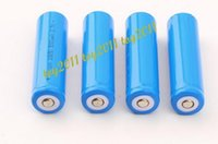 Wholesale Ultrafire battery mAh V Rechargeable Battery for LED Flashlight
