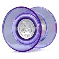Wholesale TZZ Professional A Yo Yo Ball Toy Red Purple