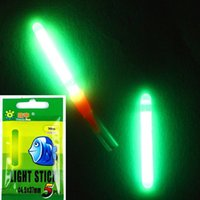 fishing glow stick - 2015 Light Sticks for Fishing Glow Sticks Chemical Lights Fishing Fluorescent Dark Glow Sticks Fishing Tackle mm m Free DHL