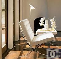 barcelona sofas - Cheap fashion casual lunch Barcelona chair recliner chair grade leather sofa single bit combination