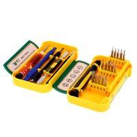 Wholesale BEST Precision Telecommunication Tool Set Repair Screwdriver Set Cellphone Laptop Crowbar Sets Portable Herramientas order lt no