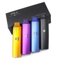 vapes - Vapes PEX dry herb vaporizer ego kit vapor pen PEX vaporizer ego cigarette dry herb mah battery mod VS PAX PEX wax e cigarette