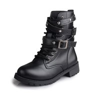 Vintage Leather Motorcycle Boots UK | Free UK Delivery on Vintage ...